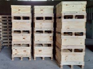 Fabricant caisse bois